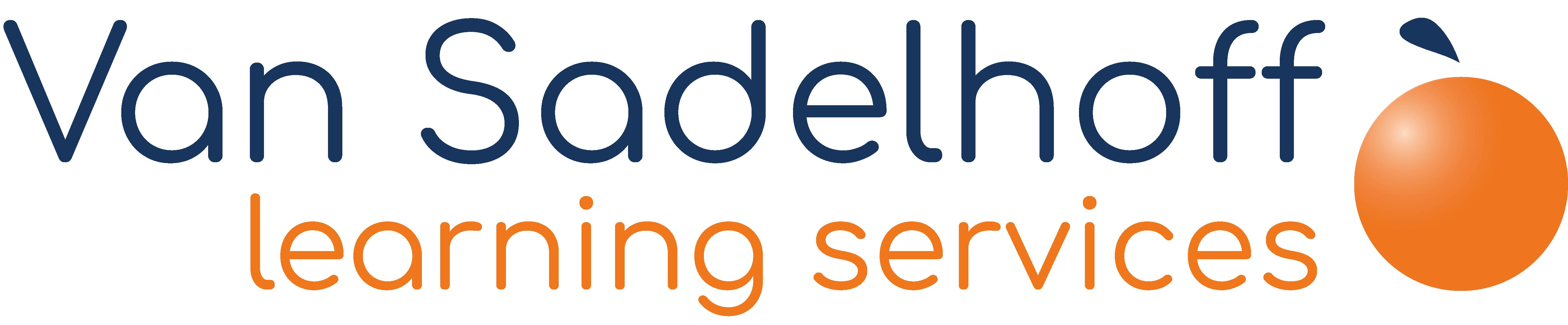 Logo Van Sadelhoff Learning Services